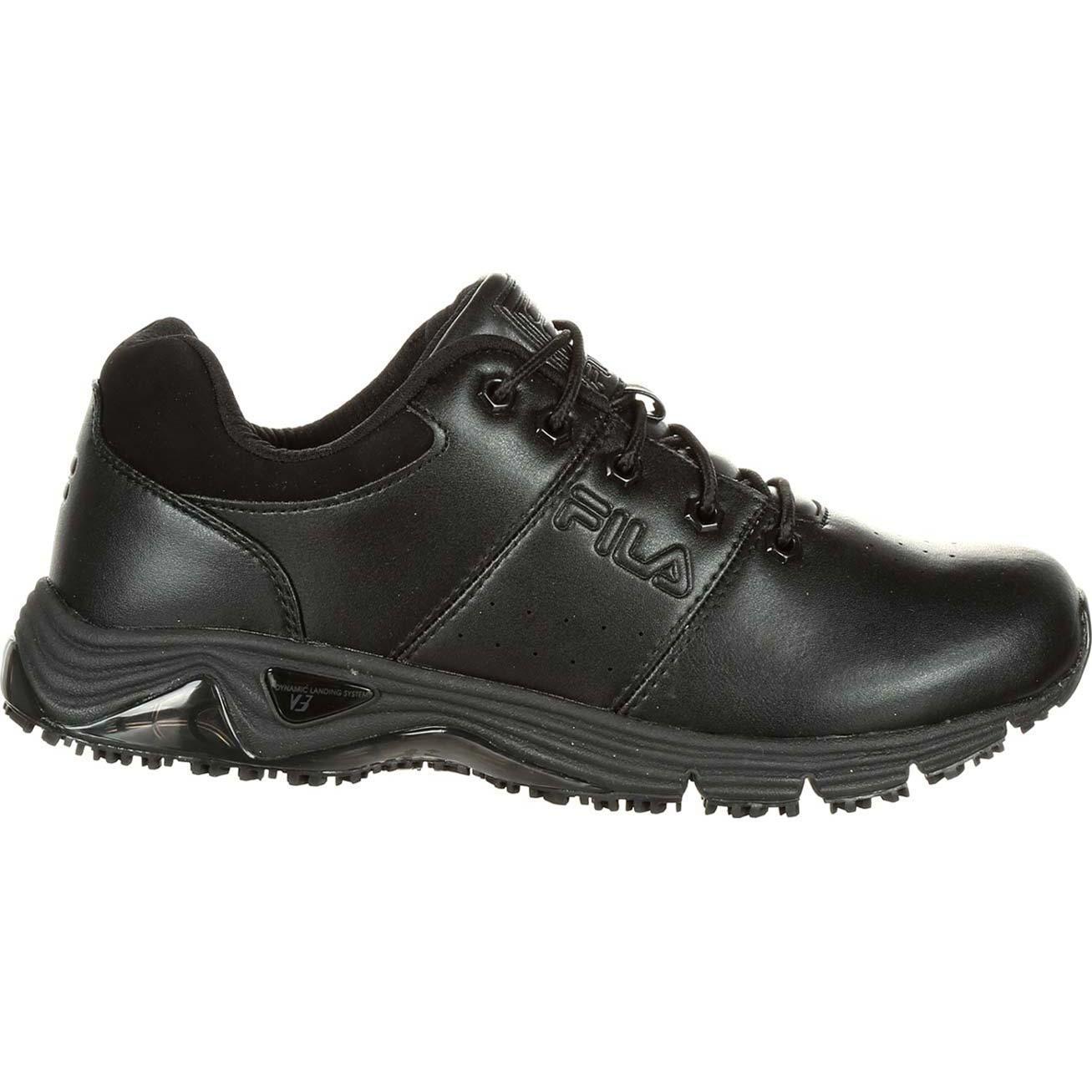 d300dd19 Fila Memory Breach Steel Toe Slip-Resistant Work Athletic Shoe