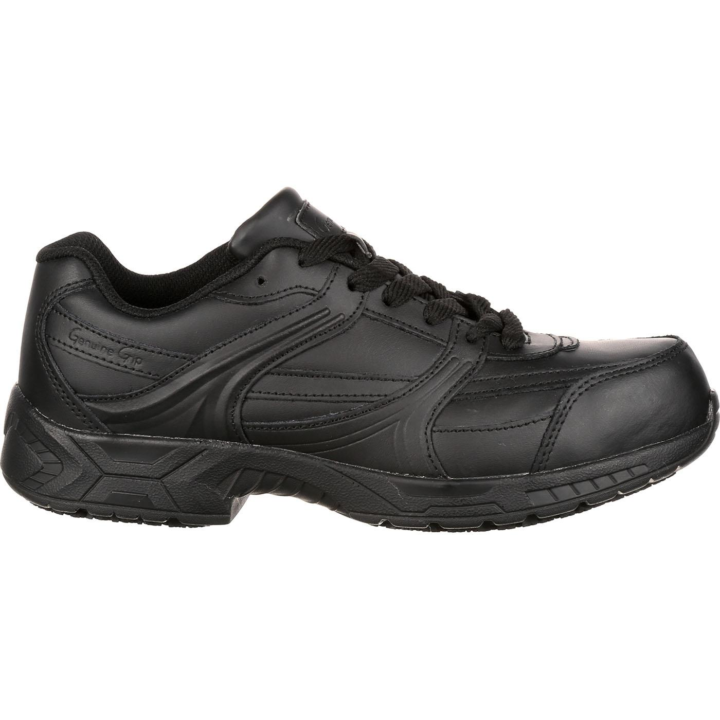 Genuine Grip Unisex Steel Toe Athletic Work Shoe af5cc3085