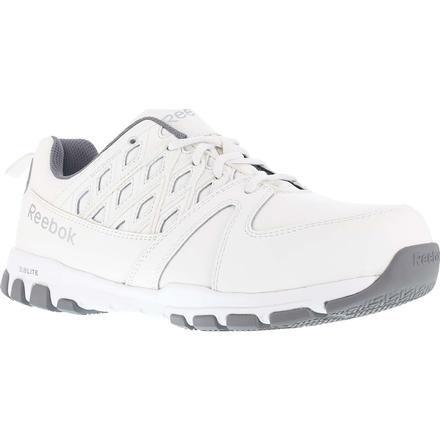 Reebok Sublite Work Women's Steel Toe Static-Dissipative Work Athletic Shoe