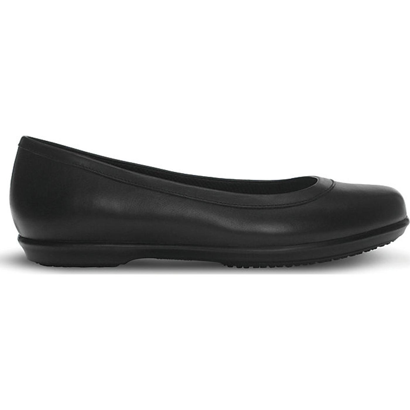 73ddd90817173 Crocs Women s Grace Flat Slip Resistant SkimmerCrocs Women s Grace Flat Slip  Resistant Skimmer