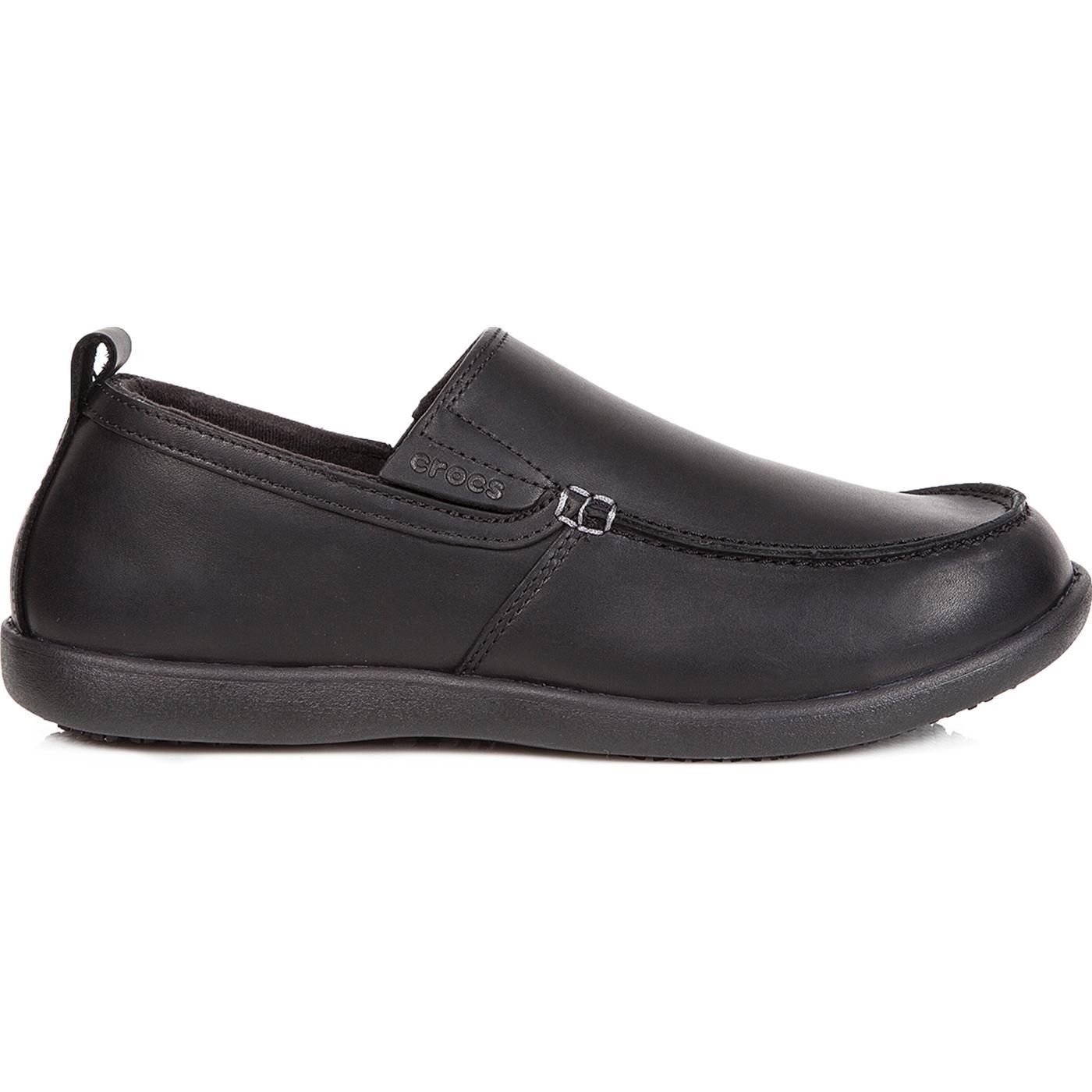crocs tummler slip resistant slip on work shoe 12935001