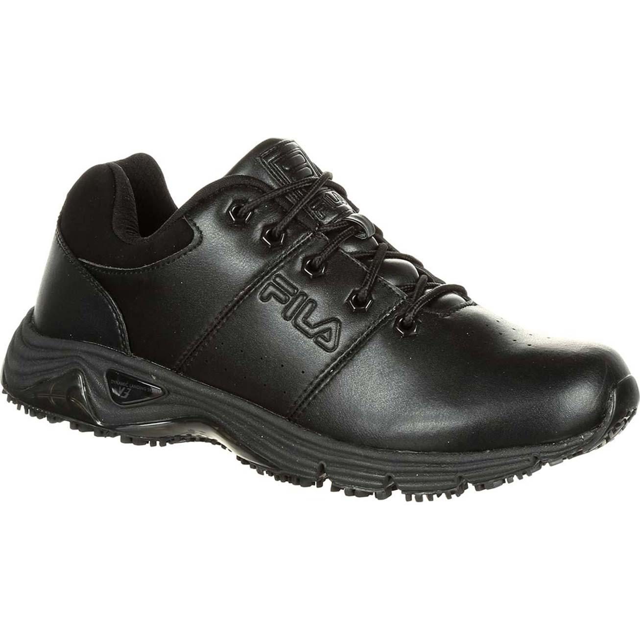 0a5497c75f Fila Memory Breach Steel Toe Slip-Resistant Work Athletic Shoe