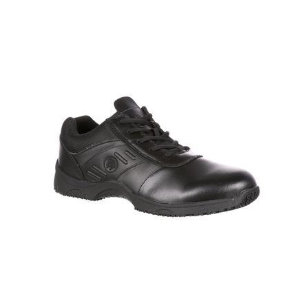 slipgrips slip resistant black athletic shoes sg7010