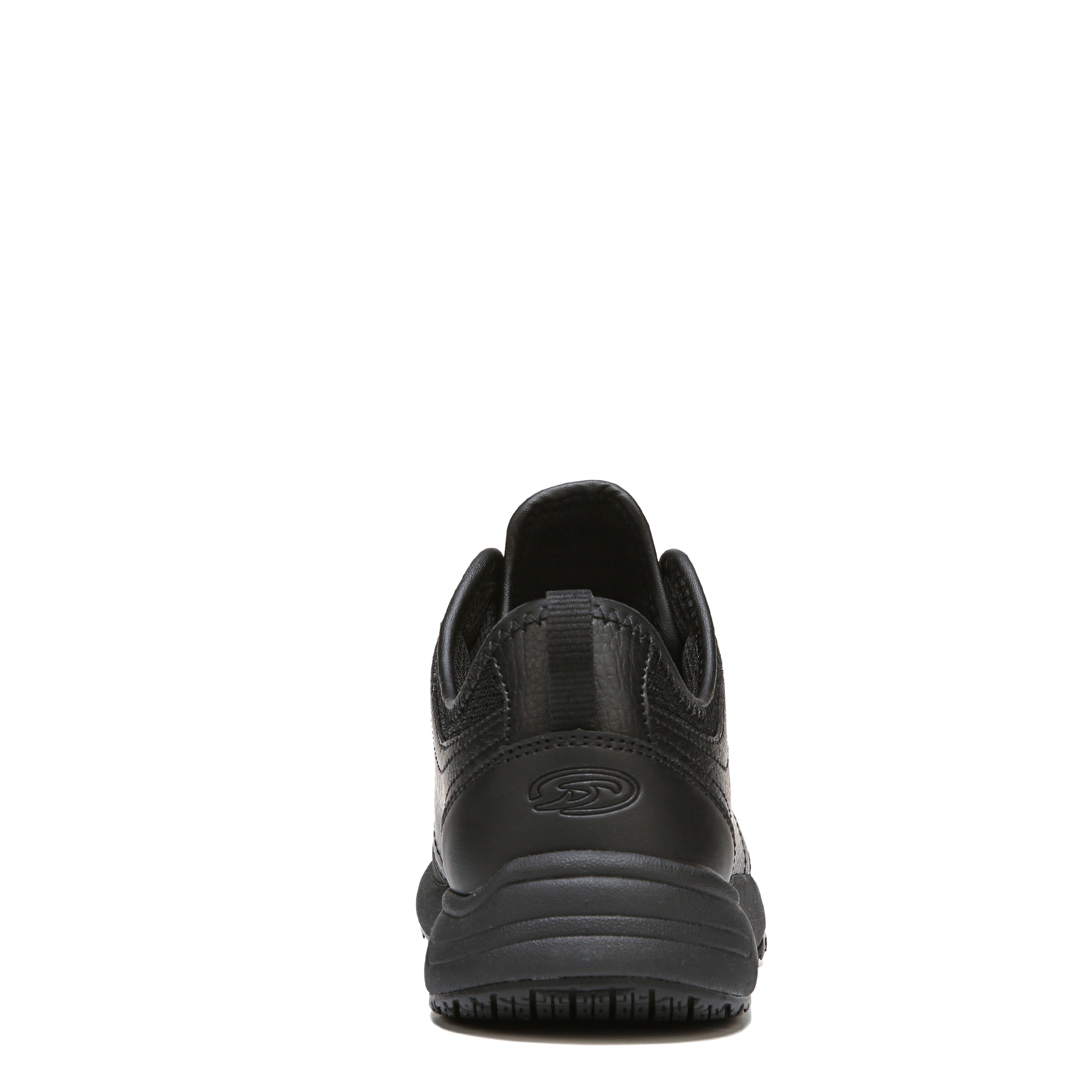 a331300f263 Dr. Scholl s Drive Women s Slip Resistant Black Athletic Work Shoe ...