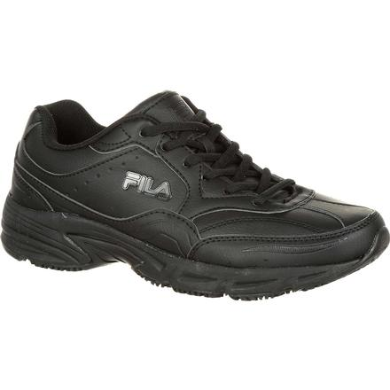 Fila On-The-Job Slip-Resistant Work Athletic Shoe, , large