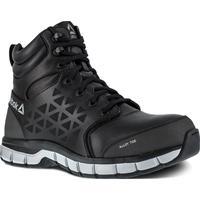 ef1161c21205 Reebok Sublite Cushion Work Men s 6 inch Alloy Toe Electrical Hazard  Athletic Work Shoe