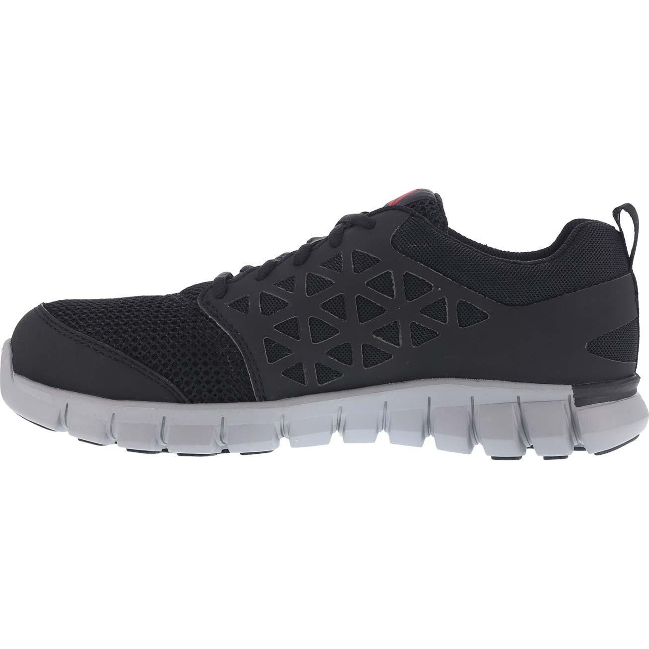 f9fd04ea449b1c Reebok Sublite Cushion Work Women s Alloy Toe Work Athletic Shoe