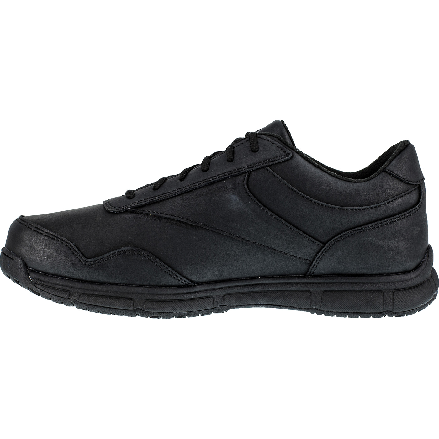 0d56b27d9 Loading zoom. Reebok Jorie LT Men s Slip Resistant Electrical Hazard  Athletic Oxford