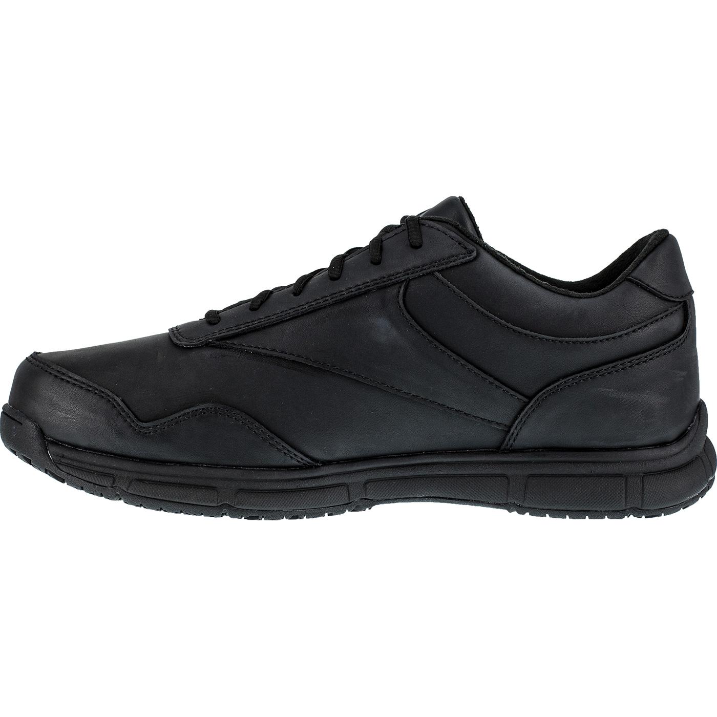 fe31ce9cd8f6 Reebok Jorie LT Women s Slip Resistant Electrical Hazard Black Work  Sneaker