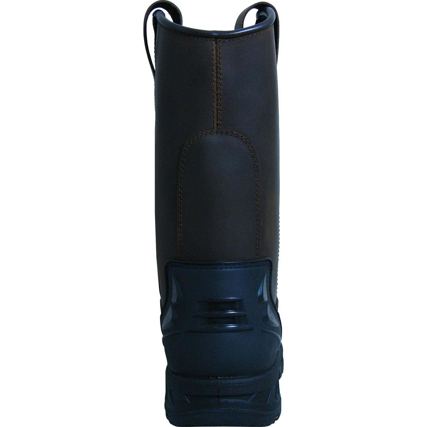 89a69782b00 S Fellas by Genuine Grip Men's 6400 Composite Toe Puncture Resistant  Waterproof Wellington Work Boots