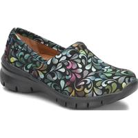 Nurse Mates Libby Women's Slip-Resistant Non-Metallic Slip-On Clog, , medium