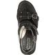 4EurSole Set Free Women's Black Sandal, , small