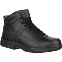 Genuine Grip Unisex Steel Toe Athletic High-Top Work Shoe, , medium