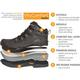 RefrigiWear Extreme Freezer CSA-Approved Composite Toe Puncture-Resistant Waterproof 1,200g Insulated Work Boot, , small