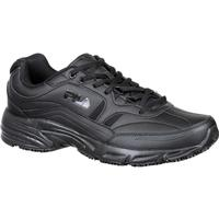 Fila Wide Memory Workshift Composite Toe Slip-Resistant Shoe, , medium