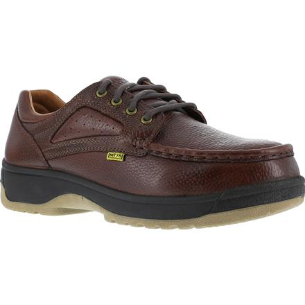 Florsheim Work Compadre Women's Composite Toe Met Guard Oxford