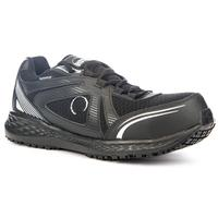 HOSS Reno Men's 3 inch Composite Toe Electrical Hazard Waterproof Athletic Work Shoe, , medium
