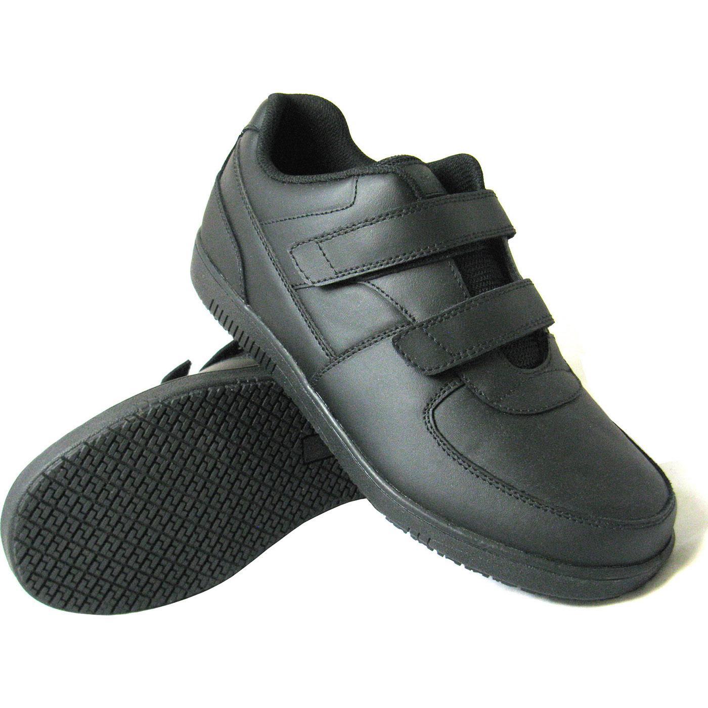 Genuine Grip Slip-Resistant Velcro Closure Athletic Work ShoeGenuine Grip  Slip-Resistant Velcro Closure Athletic Work Shoe bab1d447e9eb