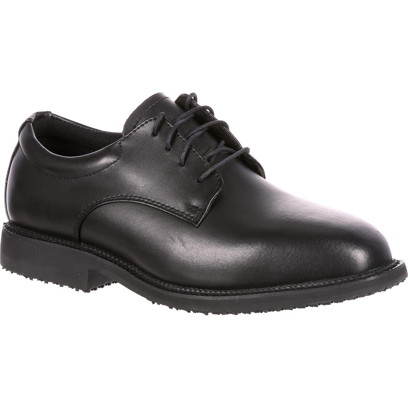 Comfortable Slip Resistant Dress Shoes