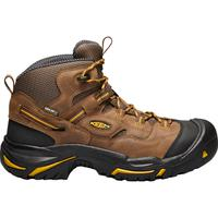 KEEN Utility® Braddock Mid Men's Electrical Hazard Waterproof Work Hiker, , medium