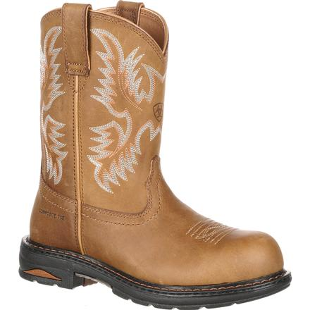 Ariat Tracey Women's Composite Toe Western Work Boot