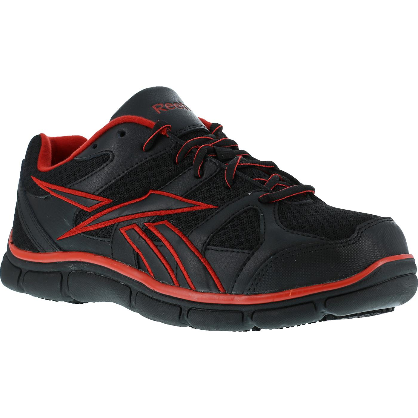s composite toe slip resistant athletic shoe reebok