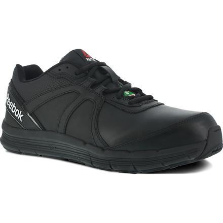 Reebok Guide Work Men's CSA Steel Toe Electrical Hazard Puncture-Resistant Slip-Resistant Athletic Work Shoe