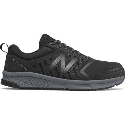 New Balance 412v1 Men's Alloy Toe Black Athletic Work Shoes