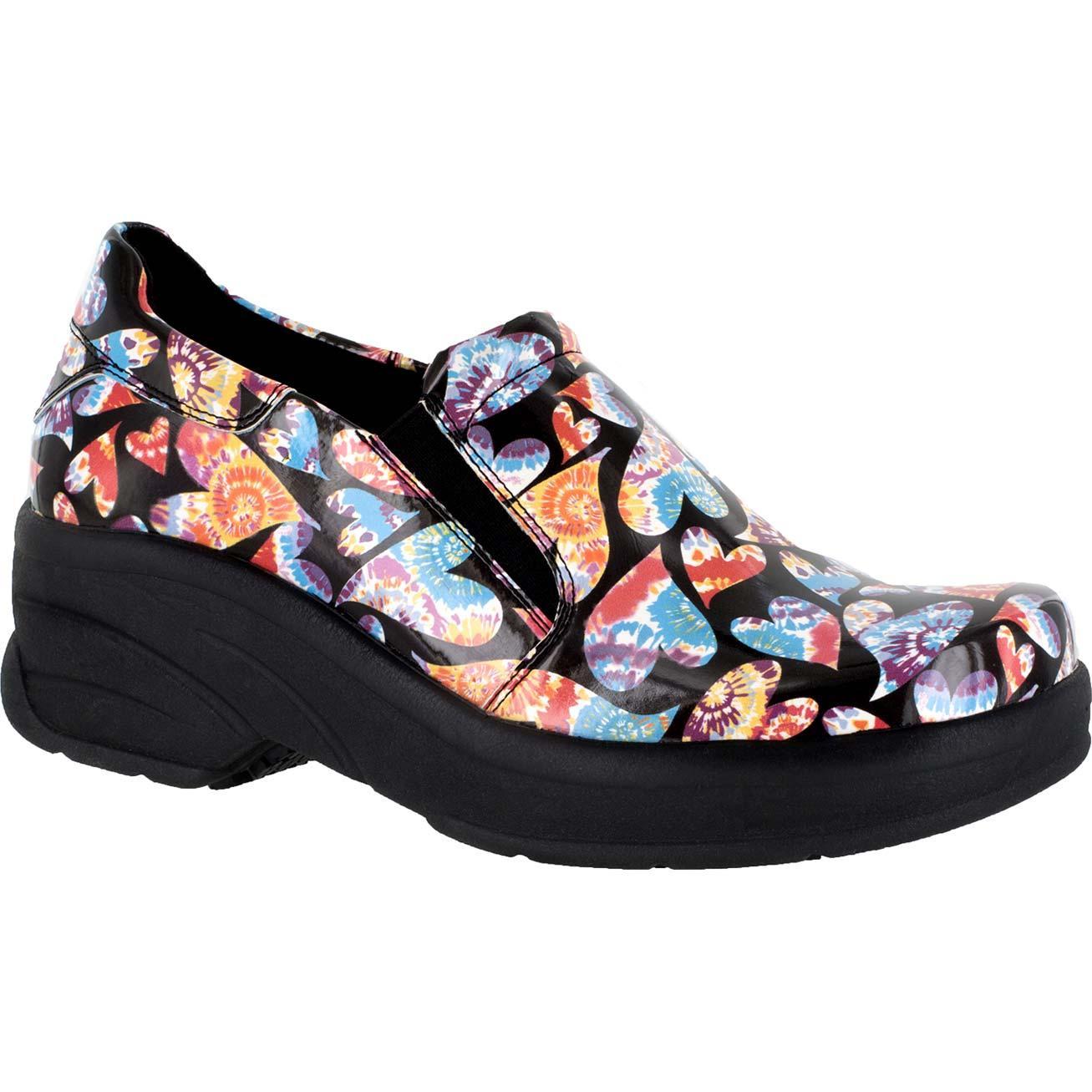 Easy Street Easy Works By Women's Appreciate Slip Resistant Clogs Women's Shoes