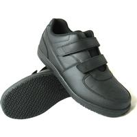 Genuine Grip Slip-Resistant Velcro Closure Athletic Work Shoe, , medium