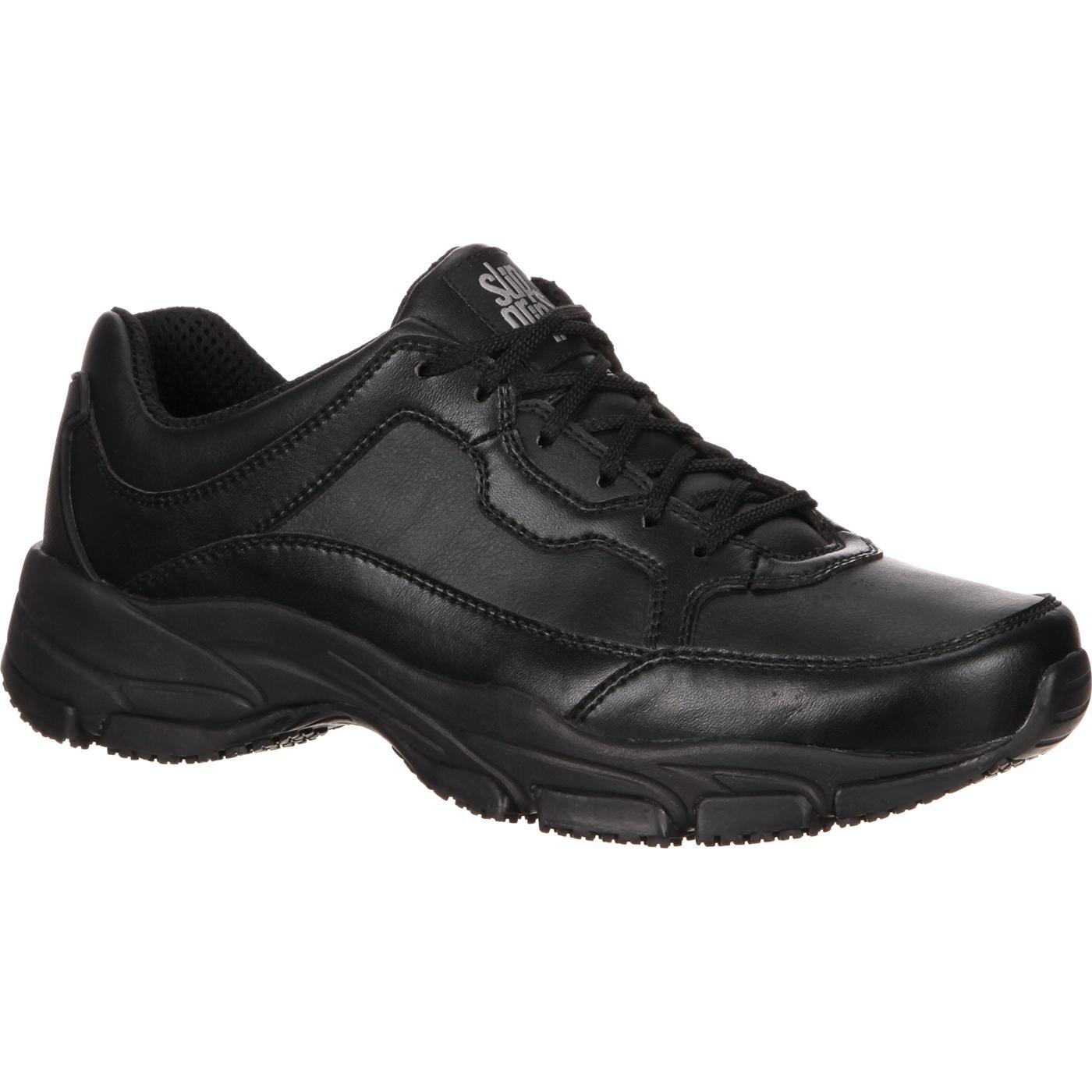 slipgrips unisex slip resistant athletic work shoe slgp001