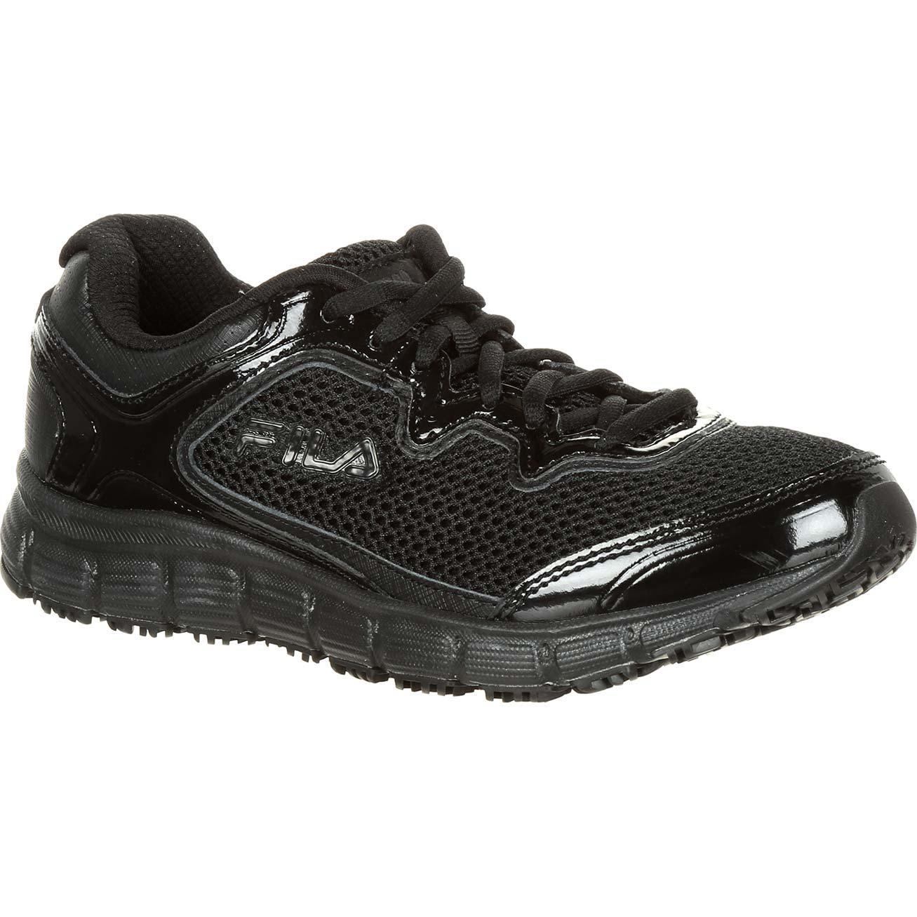 5425f80765b3 Fila Memory Fresh Start Women s Slip-Resistant Work Athletic ShoeFila Memory  Fresh Start Women s Slip-Resistant Work Athletic Shoe