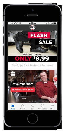Deals on SlipGrips app