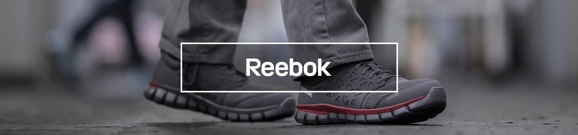 lavar muy Recurso  Reebok Slip Resistant Shoes