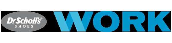Dr. Scholls Work Logo